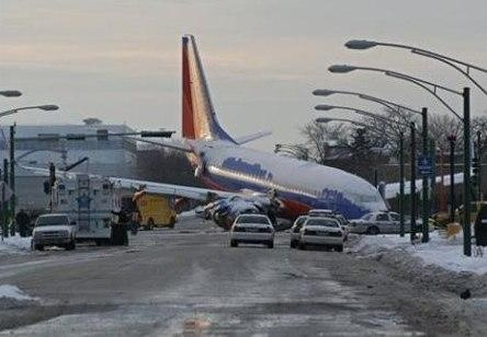 I Told You We Were Supposed To Go Left On Runway 3!