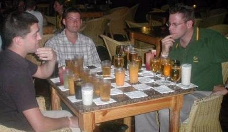 Beer Chess - Even If There Smart There Still Guys