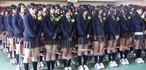We In The Chinese Goverment Respect All Our School Girls Dignity