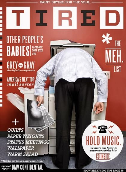 The Worlds Most Boring Magaziene