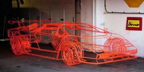 Well It's A Sorta Invisable Car