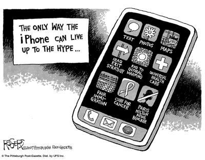 iPhone Hype
