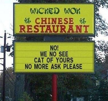 It Didn't Tast Like Chicken Did It