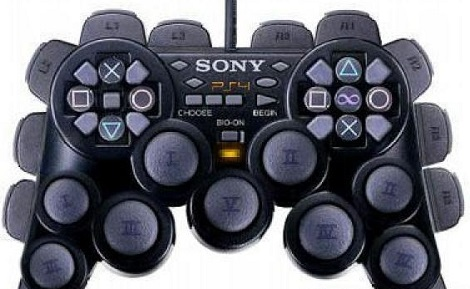The New Playstation Controller