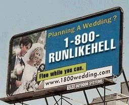 Why Didn't I See This Bilboard Before I Got Married