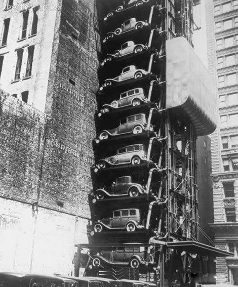 And We Think Parking Is Bad Now