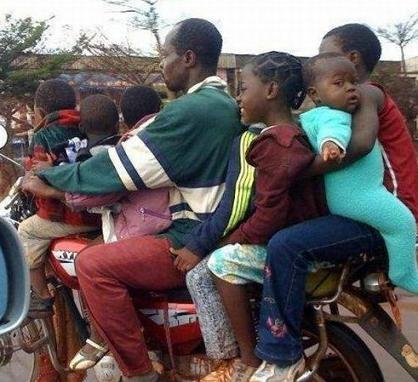 Just Taking The Kids Out For A Drive