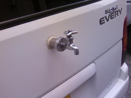 Portable Keg Tap