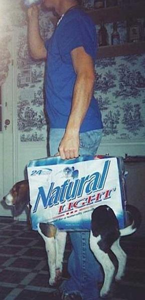 Redneck Dog Carrier