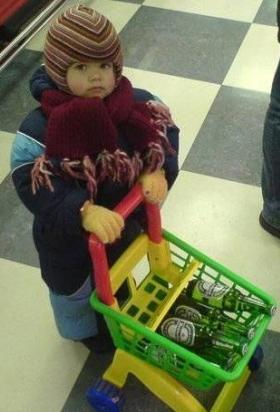 Well Why Did You Think He Wanted To Bring You Shopping