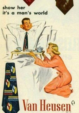 If A Tie Actially Made Women Do That Men Whould Never Stop Wearing Them