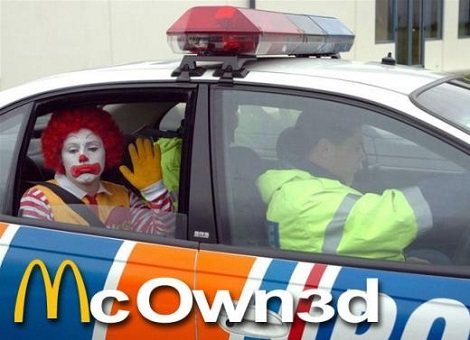 They Finally Arrested Him For Selling Those Heart Attack Burgers