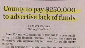 Good Advertising Costs A Lot