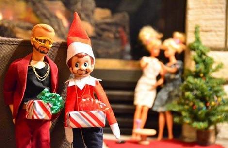 It's My Elf In A Box!