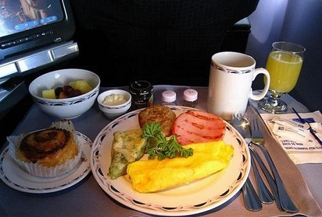 So That's Why They Charge So Much For First Class