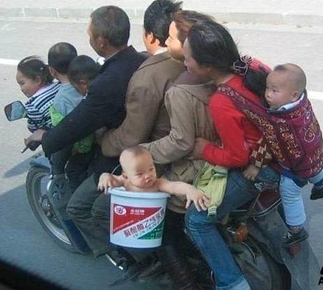 I Always Wondered Where The Term Bucket Seat Came From