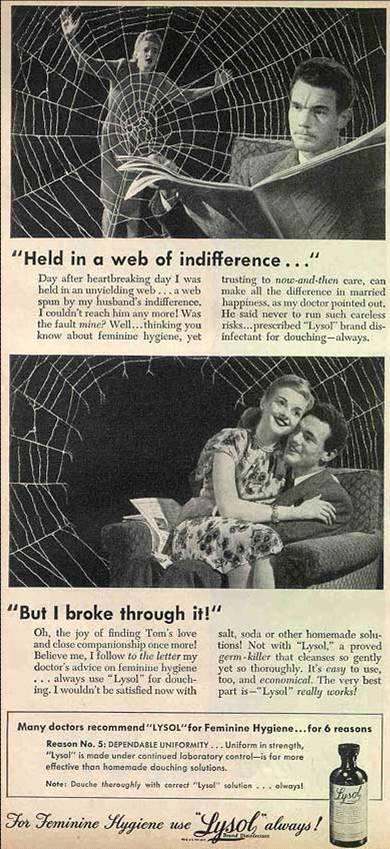 1930's Ad - I'm Going To Take A Wild Guess And Say No Woman Thought This Up