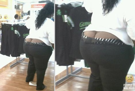 Just Say No To Crack...Especially At WalMart
