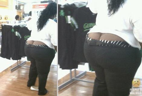Just Say No To Crack...Especially At WalMart