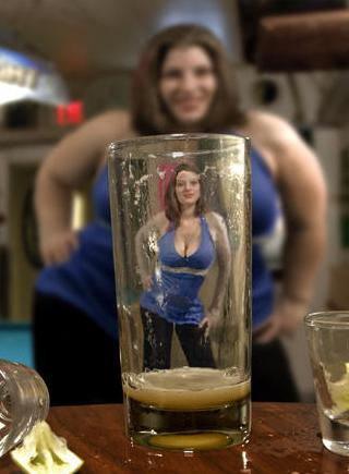 So That's What Beer Goggles Means