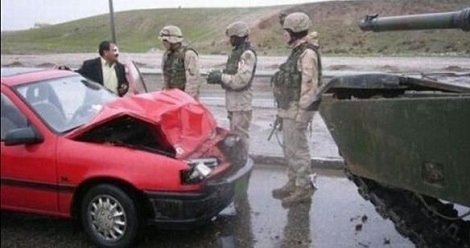 What Do You Mean You Guy's Don't Have Insurance