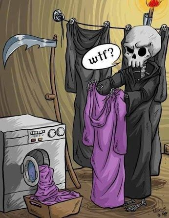Who Says You Can't Make Fun Of Death