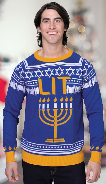 Just In Case You Thought Ugly Sweaters Were Just For Christmas