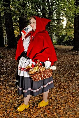 Little Red Ridding Hood, Oh How Fat Youve Got