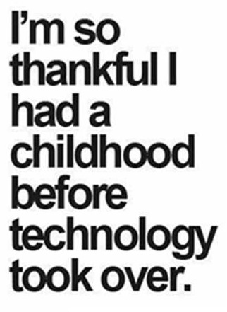 Most People Are Sorry They Have Technology Now