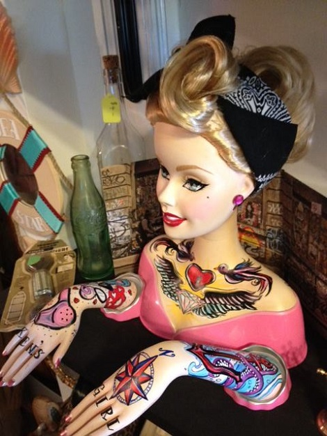 Barbie Went Punk