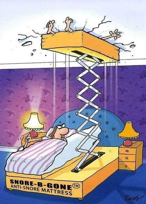 Oh Honey, I Got Us A New Bed!