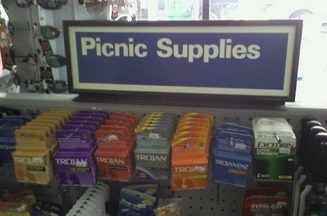 Just What Kind Of Picnics Do You Have Anyway