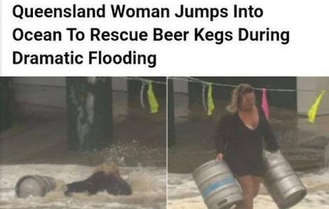 Ya Gotta Love Aussies