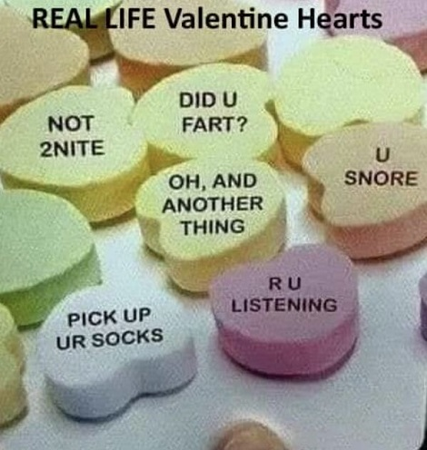 Candy Shouldn't Be About Real Life