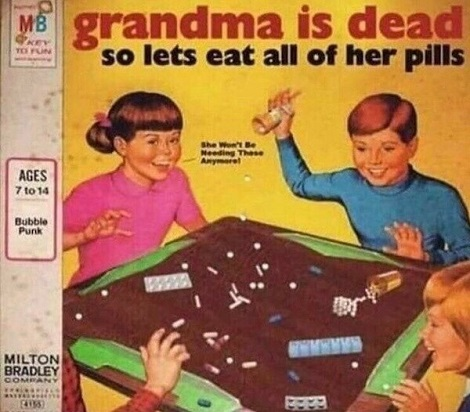 A Game Just For The Kids