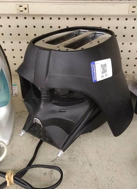 Luke, I Am Your Toaster