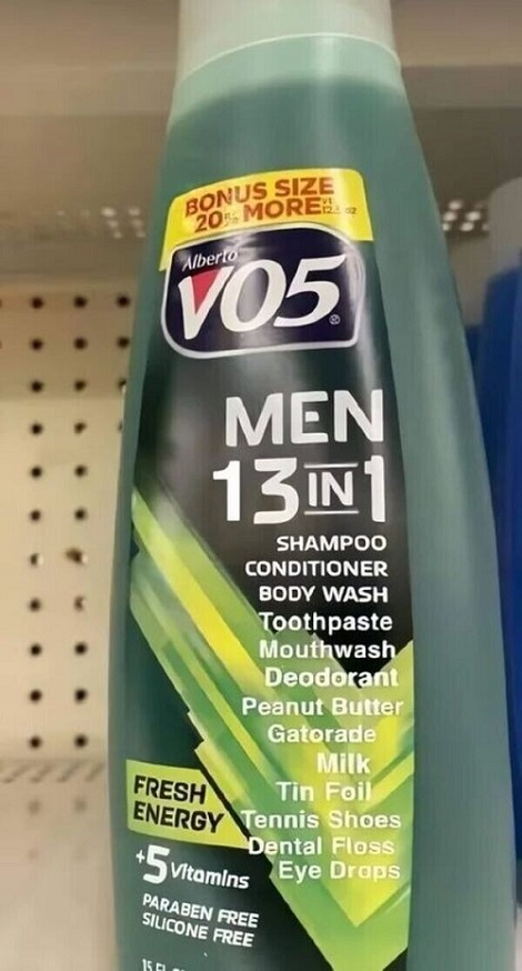 Don't Tell Me Men Wouldn't Buy It