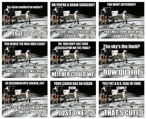 Apollo Astronauts...The Ultimate Bad Asses!!!