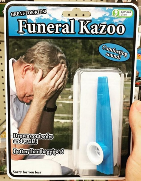 I Told All My Buddies To Play This At My Funeral