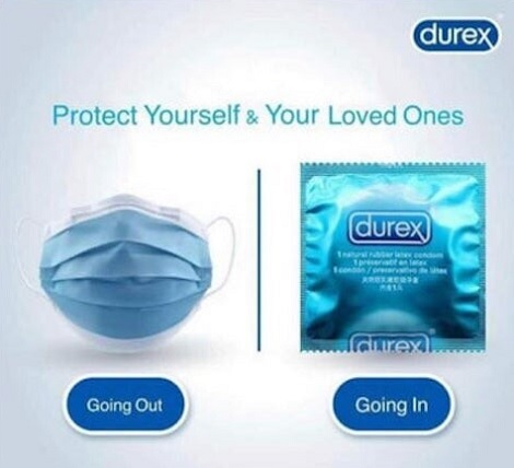 The Marketing Department At Durex Is Having A Bit Too Much Fun