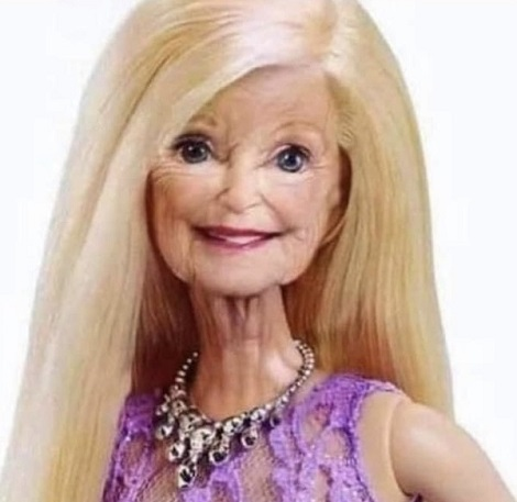Barbie Turned 85 All That Plastic Surgery Just Put Off The Inevitable
